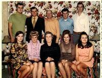 Kay's Family `1969