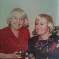 My Grandmother, Ruth, & Mother, Sheryl.