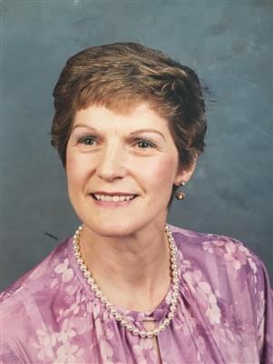 Dorothy Elaine Whitcraft