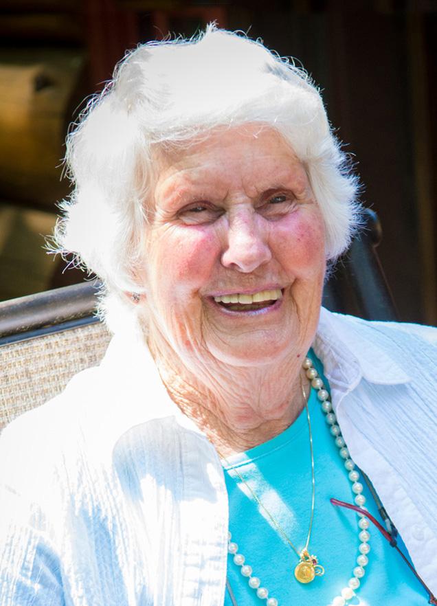 Marion A. McLaughlin