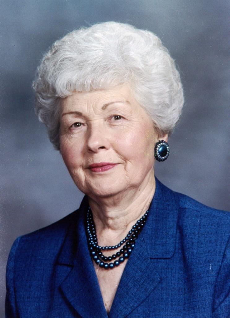 Mary  Lou Walker Decker