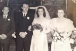 Married to John (Jack) A. Cory