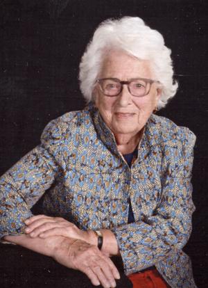 Josephine Symons Lee