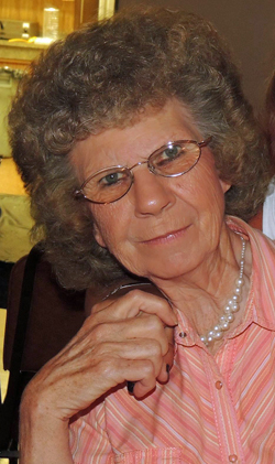 Marion Elaine (Scherzer) Supinger