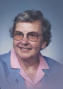 Sister Clara Blankemeyer