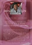 Rosalie Ellen Gibson