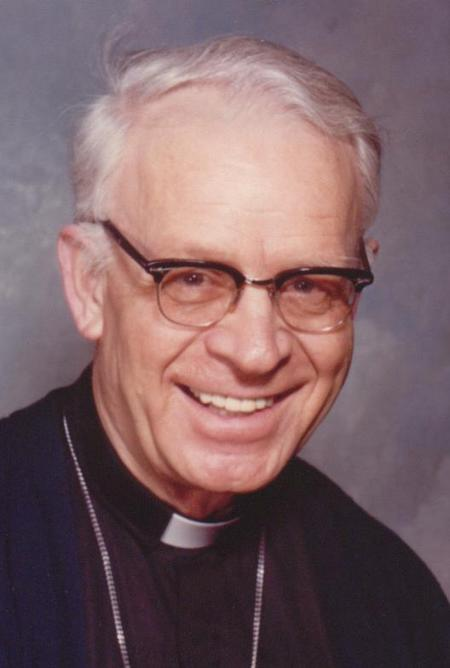 Rev  Robert Pollauf, SJ Obituary, Clarkston, MI