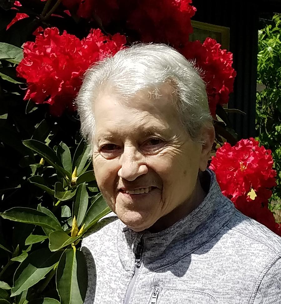 Ingeburg Seidl Obituary Bellevue Washington