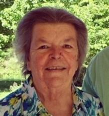 Nancy Cashdollar Walker