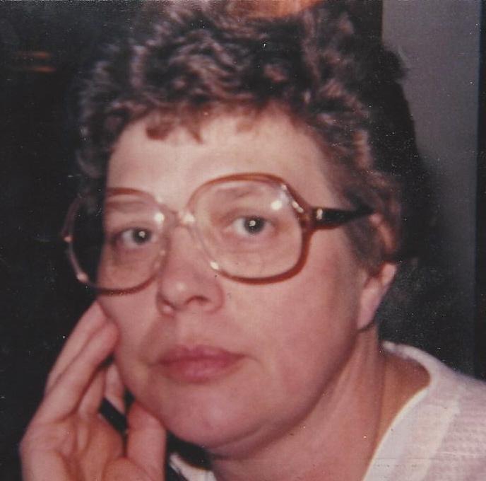 Mary Johanna Brown
