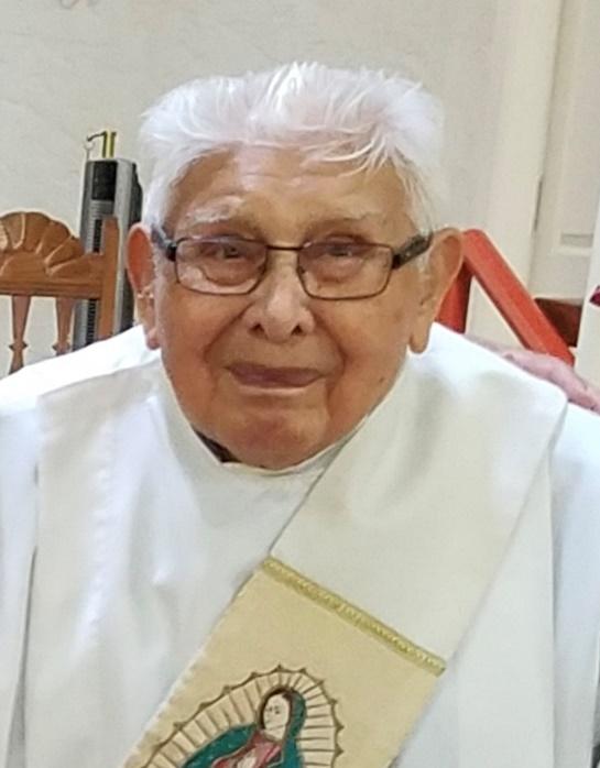 Deacon Salvador Antonio  Chavez