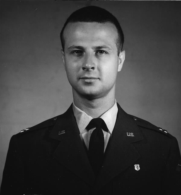 Dr. Henry Dean Cook, Captain, USAF (MC)