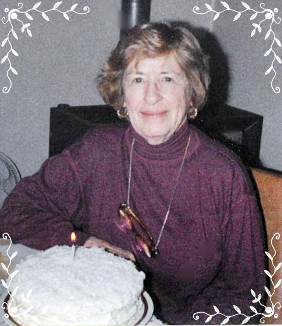 Hazel E. Perry