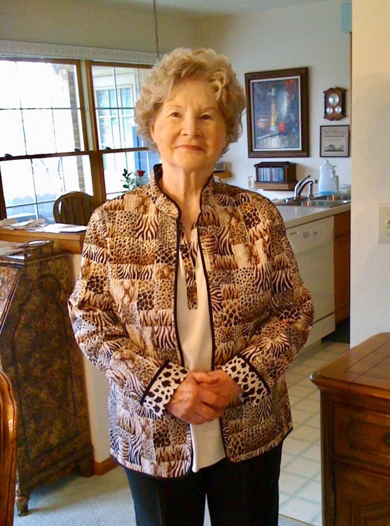 Agnes  M. Burnett