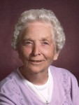 Bertha Mae Bjornson