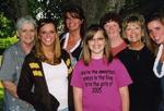 Mom, Ashley, Mary, Casey, Connie, Phyllis, and Kara Kara's Graduation Party 2006