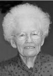 Mary  Van Hamme