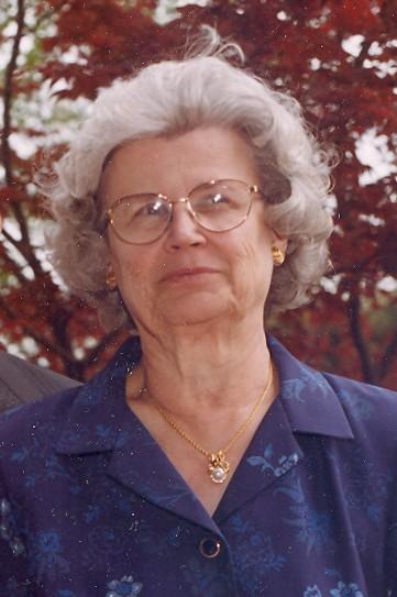 Christine Barbara Back