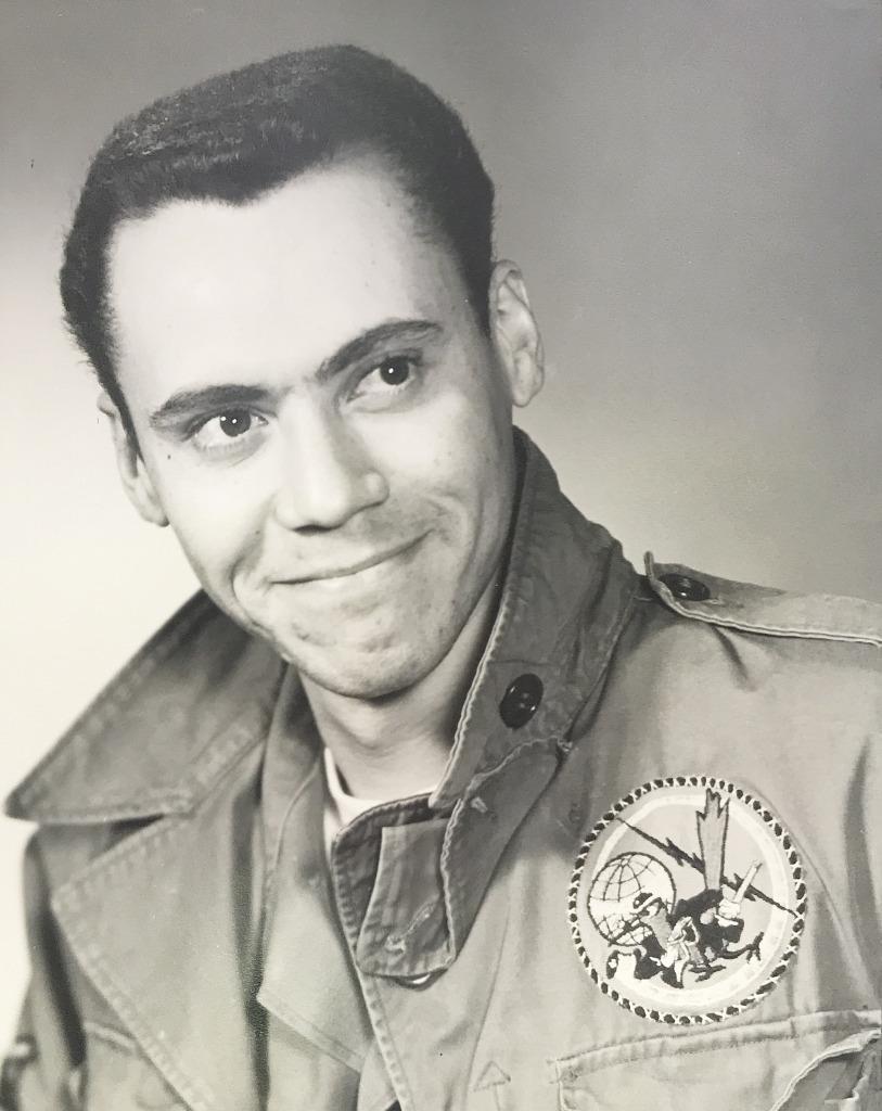Carlos Arnaldo Ramos MSgt. Retired