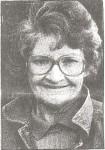Martha McMahon