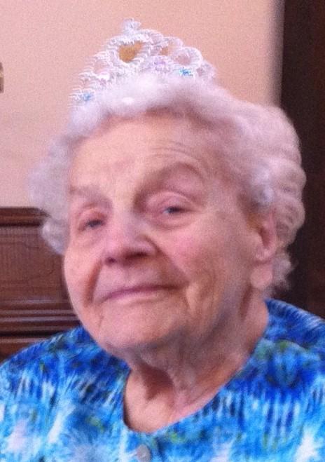 Elizabeth Ann Gudas