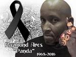 """Raymond Ares Rodriguez """"Panda Jordan"""""""