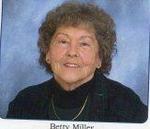 Betty Jo  Miller
