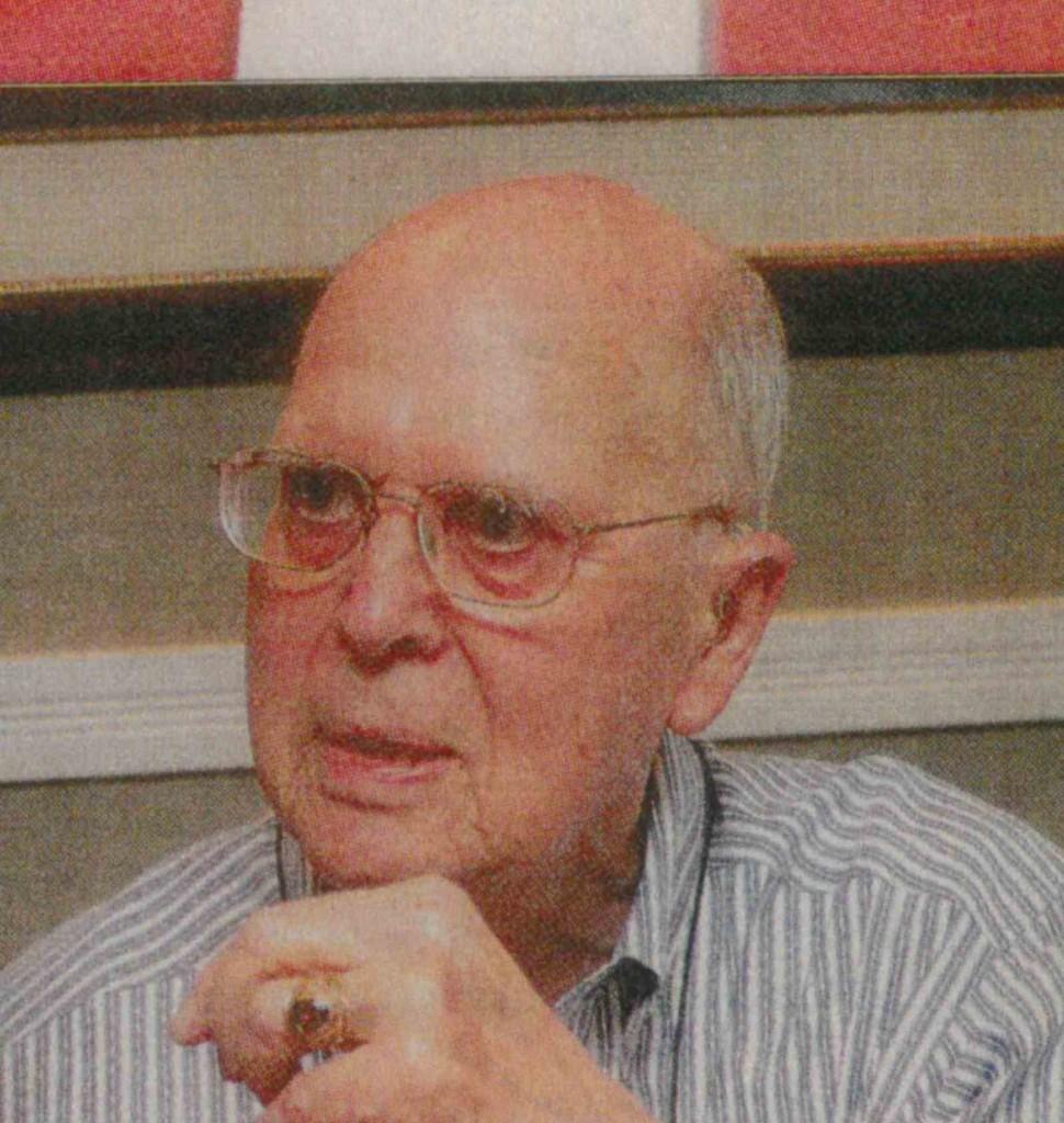 Rev. James D. Benson