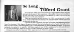 Tilford Grant