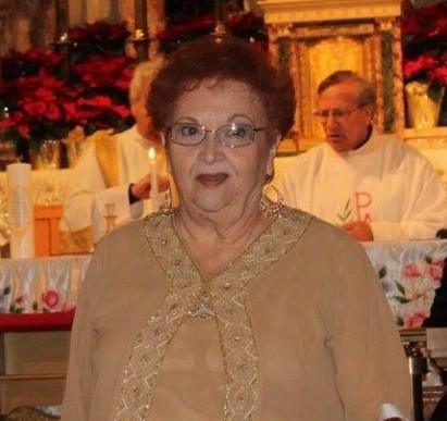 Geraldine  Maglione