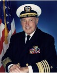 Admiral James A. Lyons, Jr.