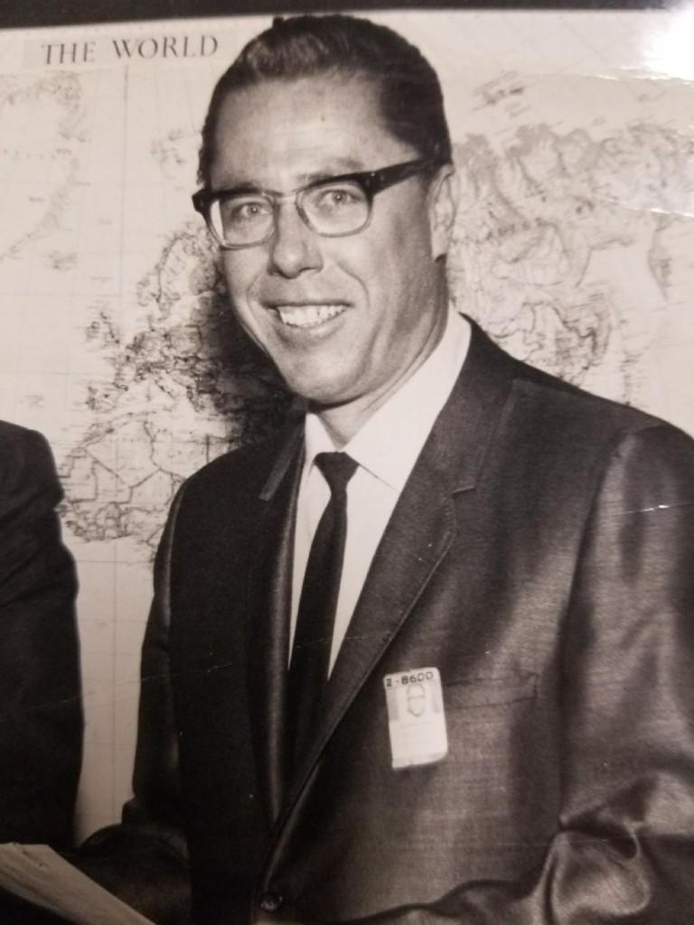 Milton  Stratford Bachman
