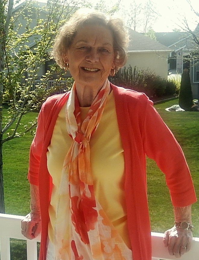 Mary June Stephens  Harris