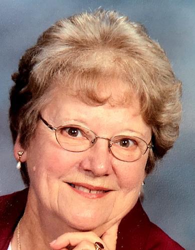 Nancy Mary Birchall