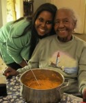 Chanelle and GMA 11/21/2012