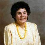 Edith Langkowski (nee Spitzer)