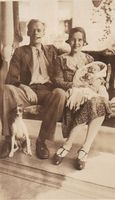 The Clawson Family 1931