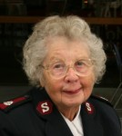 Major Genevieve Marie Simunovich